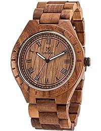 0020bf919a62 Reloj De Pulsera Para Hombre Cronógrafo Cuarzo Piel con indicador de fecha