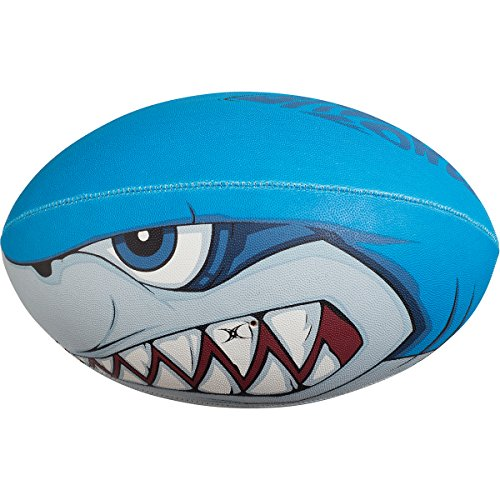 5.11 Tactical Series Random Bite Force Balon Rugby, Azul, 5