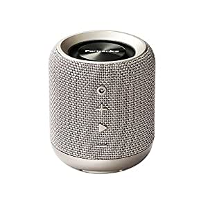 Portronics POR-821 SoundDrum Wireless Bluetooth 4.2 Stereo Speaker with FM, USB Music (Grey)