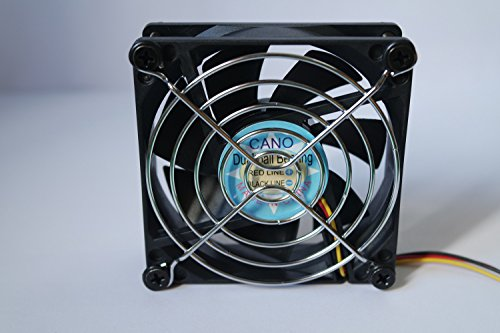 -2-pack-long-life-with-grill-dual-ball-bearing-fan-cooling-fan-for-pc-computer-cases-cpu-coolers-and