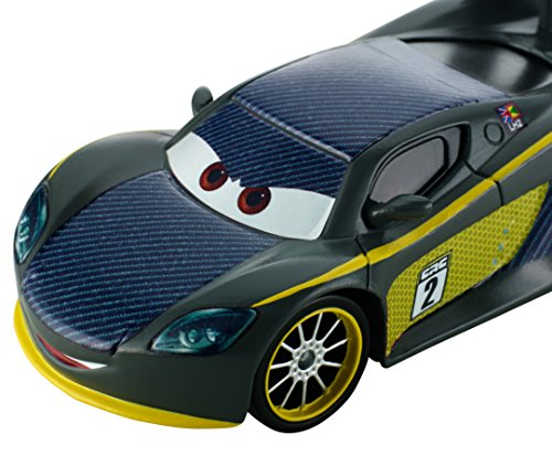 Image of Disney Cars Carbon Fiber Lewis Hamilton