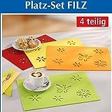 Filz-Platz-Set