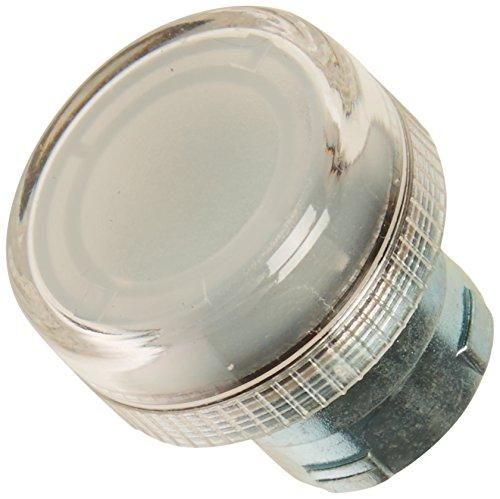 Chint NP2-BV/C - Lámpara de piloto con cabezal, color blanco