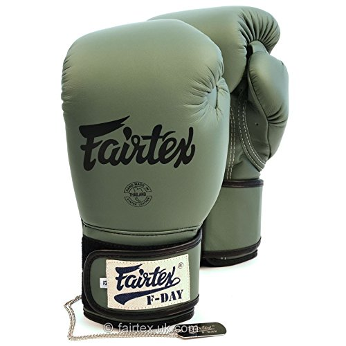fairtex boxhandschuhe Fairtex BGV11 F-Day Boxing Gloves Green