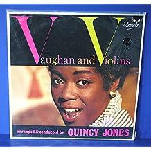 Sarah Vaughan - Vaughan And Violins - Memoir Records - MOIR 113
