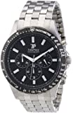 Time Piece Herren-Armbanduhr High Tech Chronograph Quarz TPGA-20110-21M