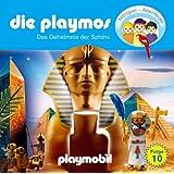 Die Playmos - Folge 10: Das Geheimnis der Sphinx. Hörspiel. Empfohlen ab 5 Jahren