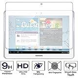 Guran® Protector de Pantalla Vidrio Cristal Templado Para Samsung Galaxy Tab 2 P5100 (10.1pulgada) Tablet-PC Film