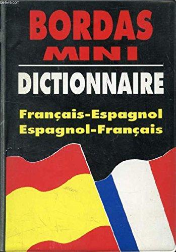 MINI DICTIONNAIRE D'ESPAGNOLE