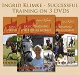 Basic Training for Riding Horses, 3 DVDs