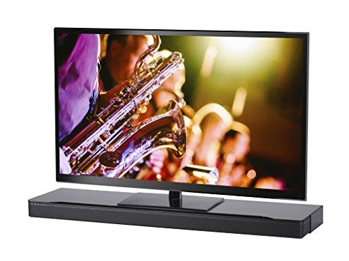 SoundXtra TV-Ständer für Bose SoundTouch 300 & Soundbar 700 - Schwarz