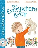 The Everywhere Bear: Book and CD Pack