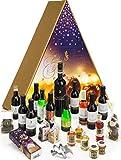 Felsengartenkellerei Besigheim eG Exklusiver Wein Adventskalender (24 Überraschungen)