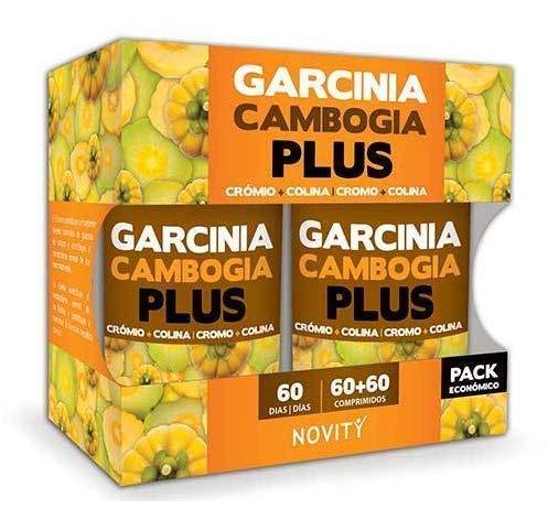 Garcinia de Cambogia plus 60+60 cap Novity