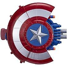 Marvel Avengers - Escudo Ataque Sorpresa de Capitán América (Hasbro B5781EU4)