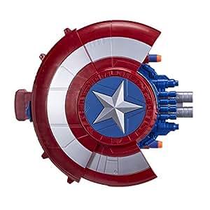 Hasbro Marvel Avengers HS Marvel Avengers Scudo Deluxe 5781, Multicolore, 890058