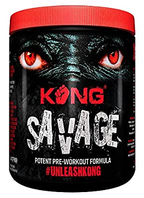 Matrix Nutrition Kong Savage 350g from Matrix Nutrition