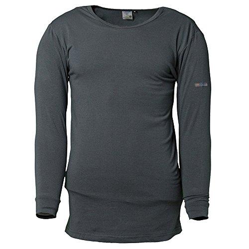 "Planam Shirt langarm ""Funktionsunterwäsche 190"" Größe XL, grau, 2251056"