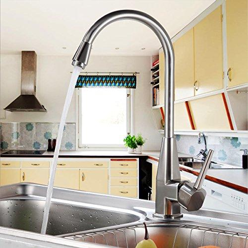 Auralum-cromo-grifo-de-cocina-lavabo-fregadero-para-cocina-mezclador