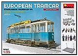 Unbekannt Mini Tipo 38009–Maqueta de European tramcar Brillantes...