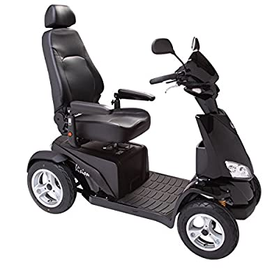 Morecare Mobility Vision Mobility Scooter 8mph -Black