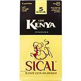 SICAL - KENYA - Single Serving ESE 44mm Pods - 4 x 16 ESE pods (TOTAL = 64 ESE pods)