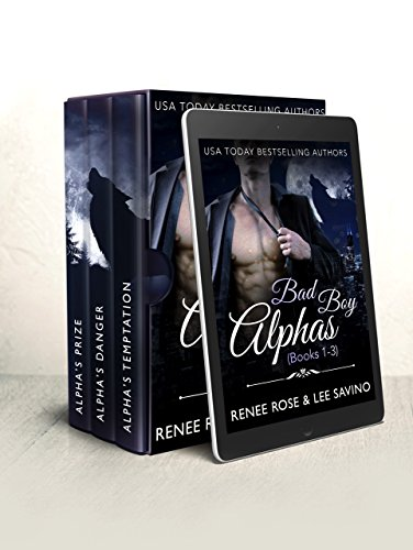Bad Boy Alphas Starter Set: Shifter Romance Books 1-3 (English Edition)