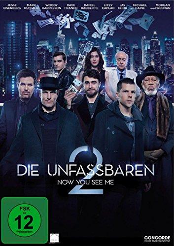 Die Unfassbaren 2 - Now You See Me (See Die Dvd)
