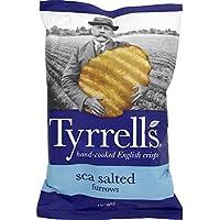 Tyrrell's Chips au sel de mer Le sachet de 150g - Prix Unitaire - Livraison Gratuit Sous 3 Jours
