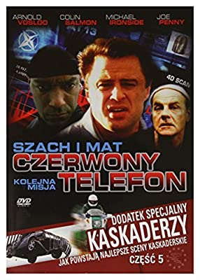 The Red Phone:2 Checkmate (Arnold Vosloo, Colin Salmon) - DVD Region 2 (IMPORT) by Gregor TAsrzs