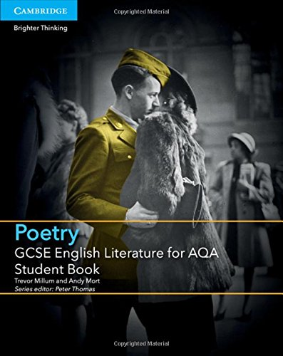 GCSE English Literature for AQA Poetry Student Book (GCSE English Literature AQA)