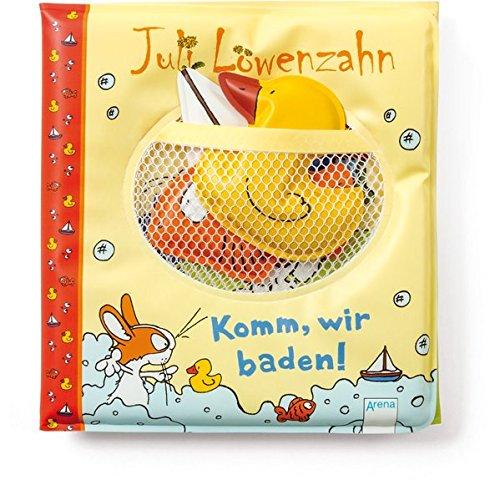 Preisvergleich Produktbild Juli Löwenzahn. Komm,  wir baden!
