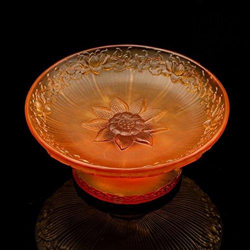 piatto di frutta/ Gong Pan/ frutta/Buon auspicio glassa colorata
