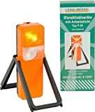 Leina-Werke Warnblinkleuchte P30/290004 105x60x280 mm orange/schwarz