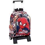 Spiderman - Carro desmontable, color rojo y azul (Montichelvo Industrial 29970)