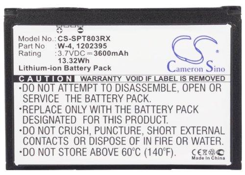 CS-SPT803RX Akku 3600mAh Kompatibel mit [Sierra Wireless] 803S 4G LTE, Aircard 803S, AirCard SW760, SWAC803SMH, [Sprint] 803S 4G LTE, Aircard 803S, SWAC803SMH Ersetzt 1202395, W-4 Sierra Wireless Aircard