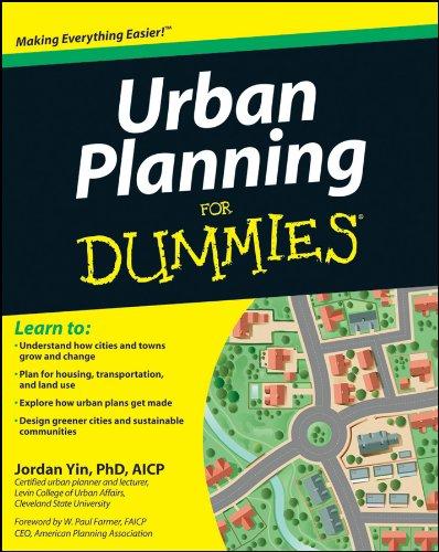 Urban Planning For Dummies por Jordan Yin