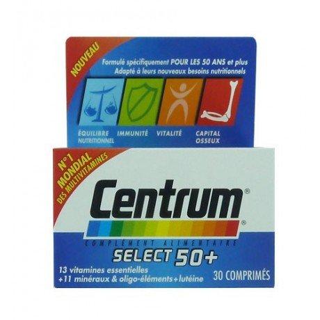centrum-select-50-30-comprimes-pfizer
