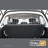 Travall® Guard Hundegitter TDG1396 - Maßgeschneidertes Trenngitter in Original Qualität