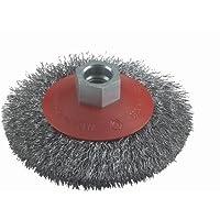 Bosch Zubehör 2608622057 Kegelbürste 100 mm, 0,3 mm, 12500 U/ min