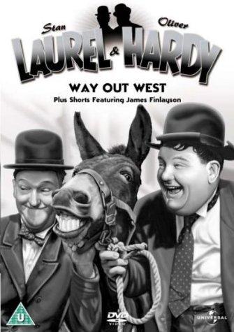 Laurel et Hardy au Far West / Laurel & Hardy: Way Out West ( Laurel and Hardy: Volume 3 - Way Out West ) ( Way Out West ) [ Origine UK, Sans Langue Francaise ]