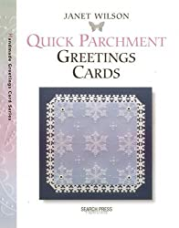 Quick Parchment Greetings Cards