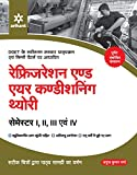 #9: Refrigeration and Air Conditioning theory Semester I,II,III & IV