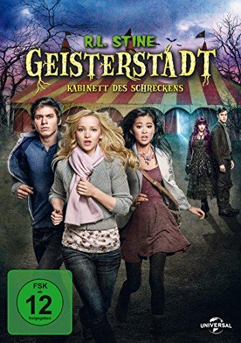 R.L. Stine - Geisterstadt: Kabinett des Schreckens -