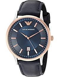 Emporio Armani Analog Blue Dial Men's Watch-AR2506