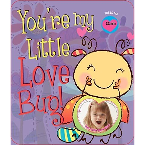 You're My Little Love Bug by Ron Berry (2013) Board book
