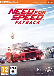 need for speed payback standard pc code in a box. Black Bedroom Furniture Sets. Home Design Ideas