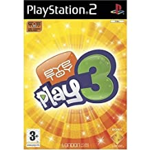 Eye Toy Play 3 - Platinum [FR Import]