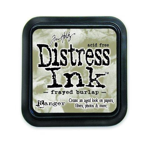 Ranger 18780620 Tim Holtz Distress Ink Pad, Frayed Burlap, 7.5 x 7.5 x 20 cm (Vintage Photo Distress Ink)