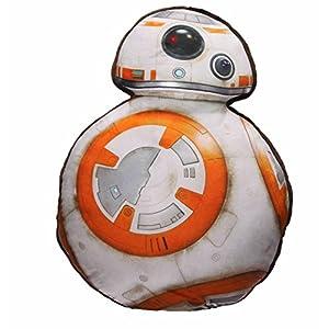 SD toys Cojín BB-8 Star Wars, Acrílico, Blanco, 45 x 60 x 12 cm 14